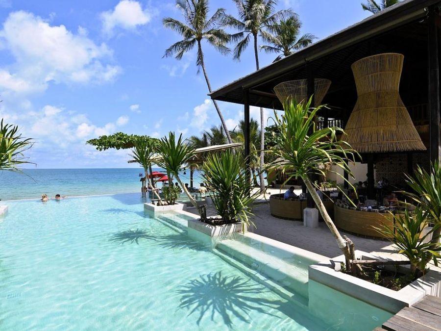 Recomendaciones de alojamiento y hoteles en Tailandia