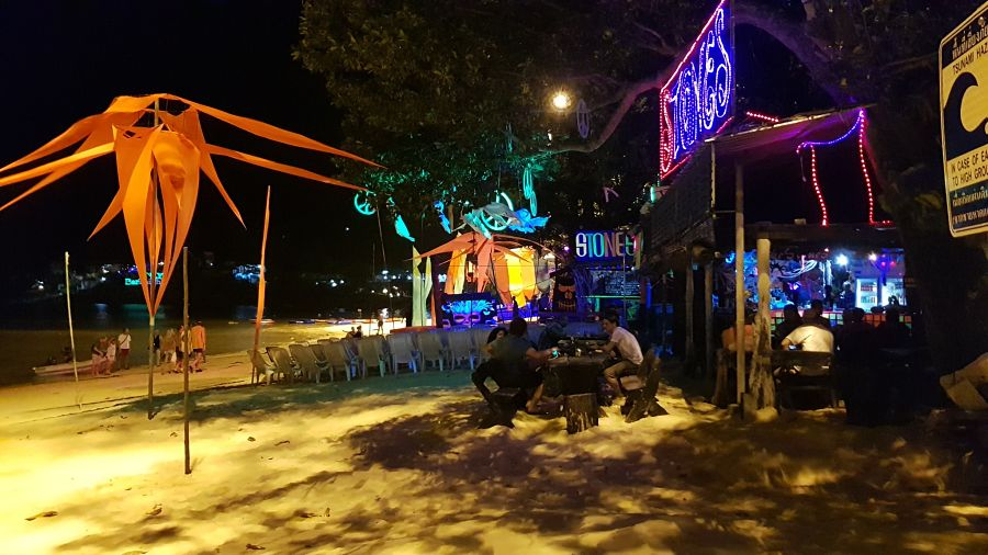 Stones Bar - Salir de Fiesta en Koh Phi Phi