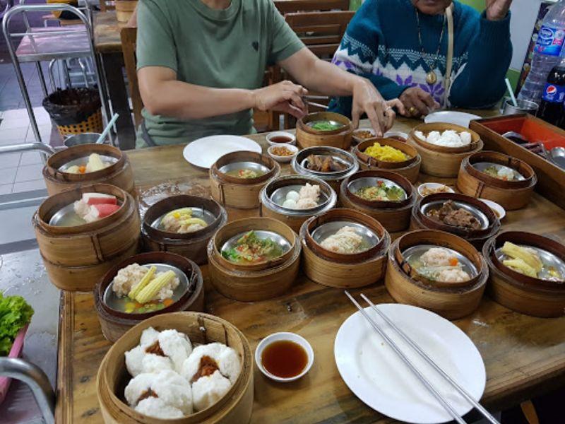 Toey Dim Sum - Dónde Comer en Chiang Mai