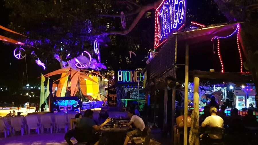 Vida Nocturna en Koh Phi Phi - Tailandia