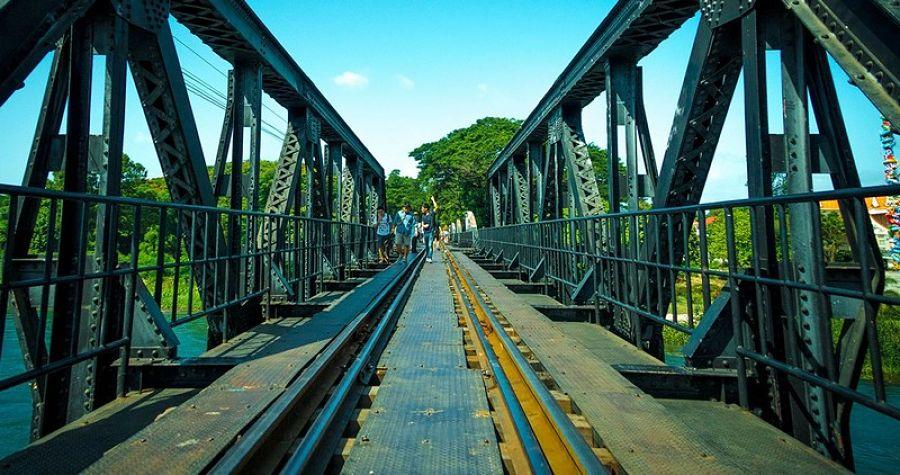 Visitar El Puente Sobre el Río Kwai