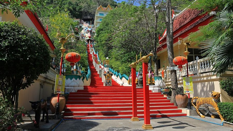 Wat Ban Tham - Templos de Kanchanaburi