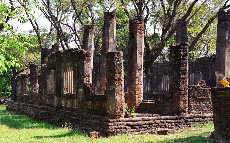 Wat Khok Singkharam - Si Satchanalai