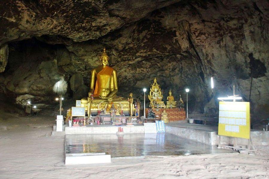 Wat Tham Khao Pun - Mejores Templos de Kanchanaburi
