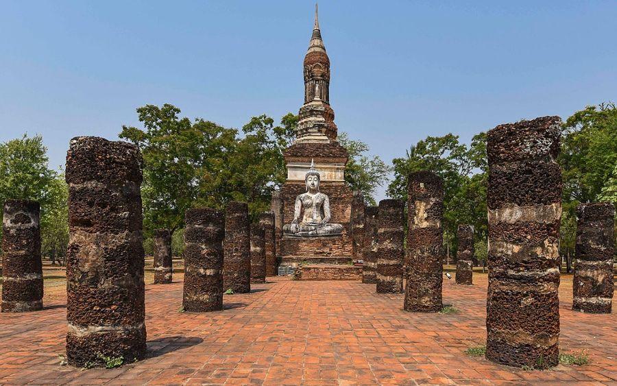 Wat Traphang Ngoen - Sukhothai