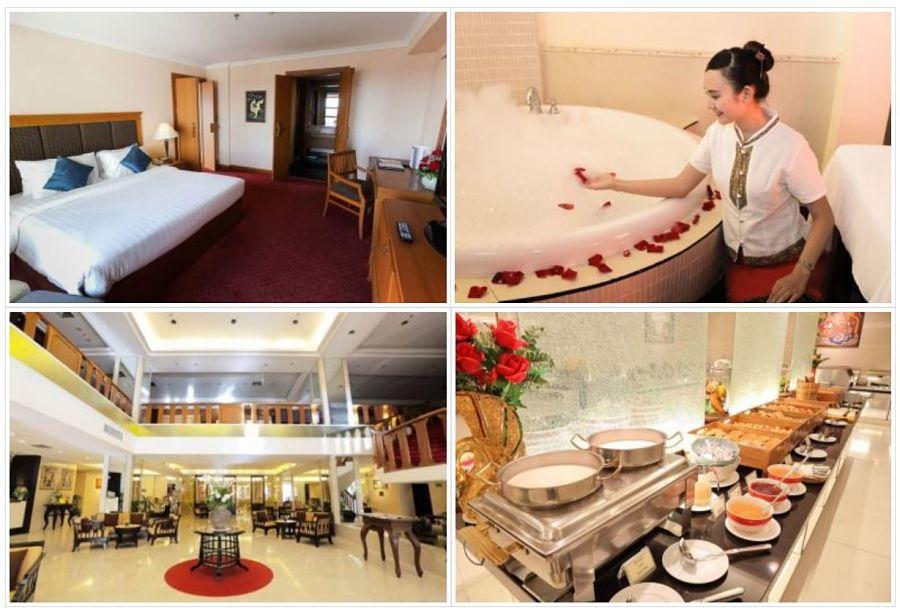 Amora Thapae Hotel 8