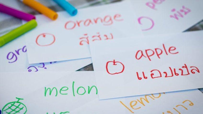 Idioma Tailandés