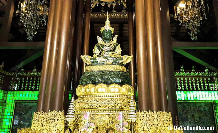 Templo del Buda Esmeralda de Chiang Rai