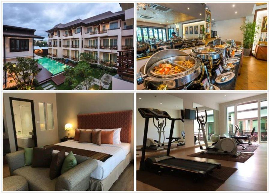 Le Patta Hotel Chiang Rai 6