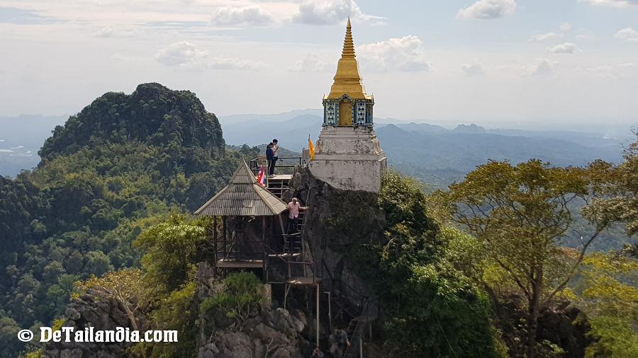 Pagodas Flotantes de Lampang