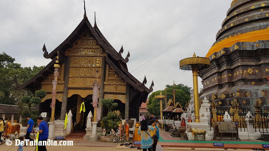 Templo del Wat Phra That Lampang Luang