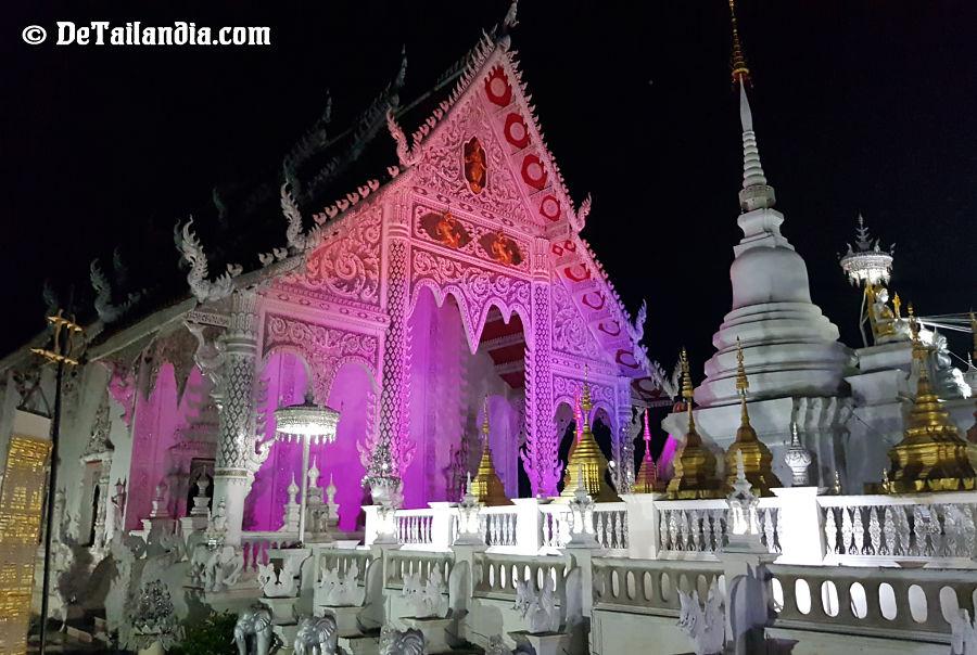 Wat Chiang Rai de Lampang