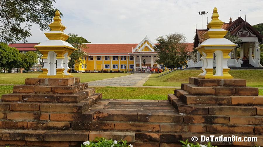 Ver el museo de Lampang