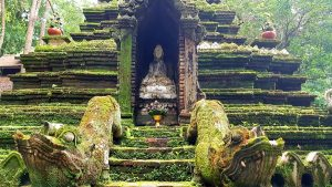 Templo en Chiang Mai