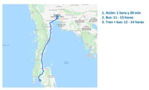 Mapa-Bangkok-Phuket