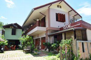 Guesthouse en Kanchanaburi