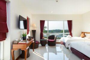 Hotel económico en Kanchanaburi