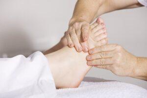 masaje de pies en Tailandia